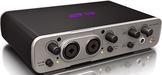 AVID FastTrack Duo Audio Interface