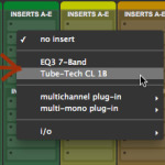 Pro Tools Diary | Set Your Default Plugins