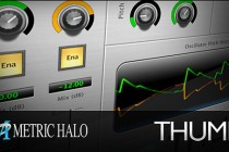 "Free Metric Halo ""Thump"" Subharmonic Generator Plugin"